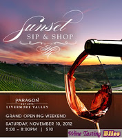 Sip and Shop at the Paragon Outlets