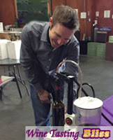 Bottle Your Own at Eckert Estate Winery