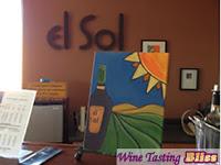 Barrel Tasting at el Sol