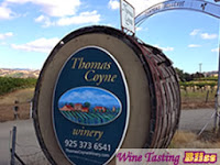 Moving Time for Thomas Coyne