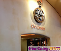 Tasting at the Occasio Winery