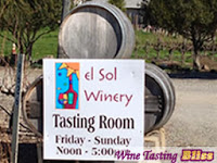 An Afternoon at El Sol Winery
