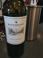 A Day in Napa, Part 1: Black Stallion Estate Winery