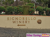A Day in Napa, Part 3:  Signorello Estate