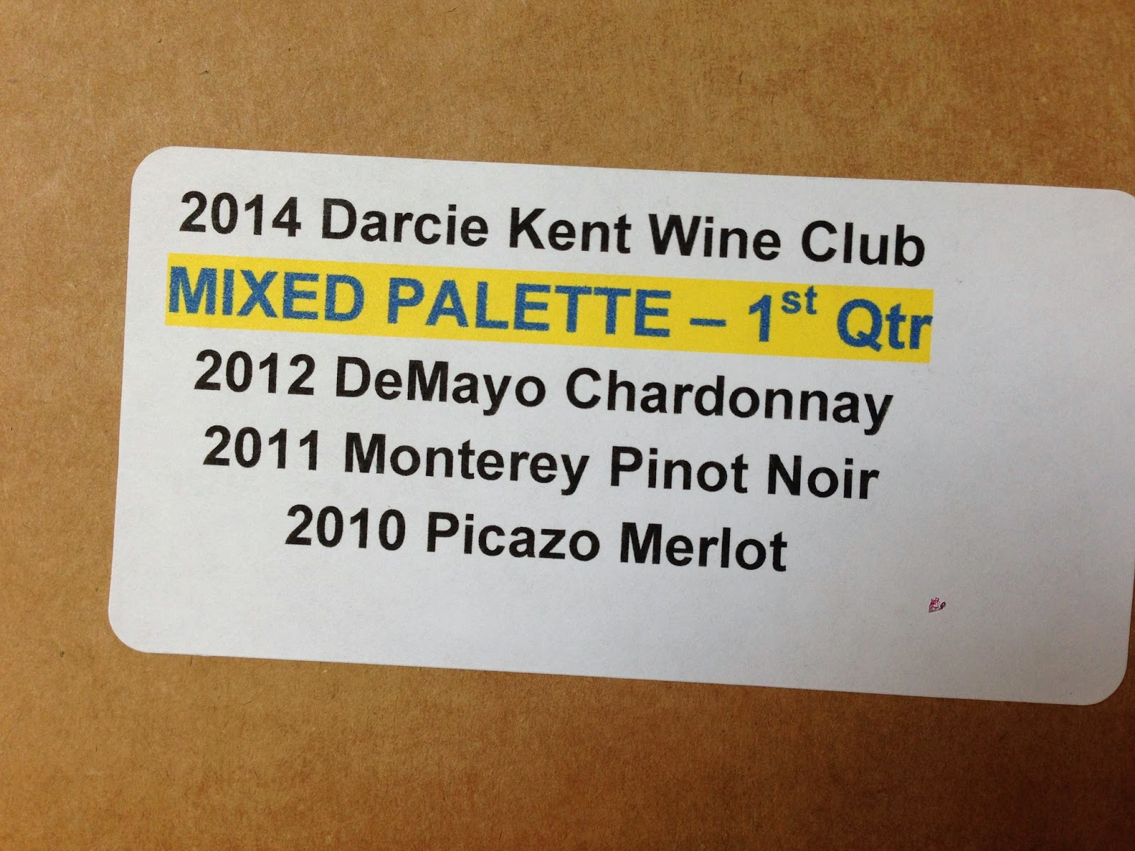 Our First Darcie Kent Release Party