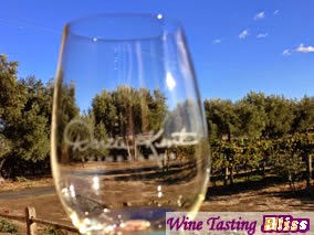 A Beautiful Autumn Day for Winetasting