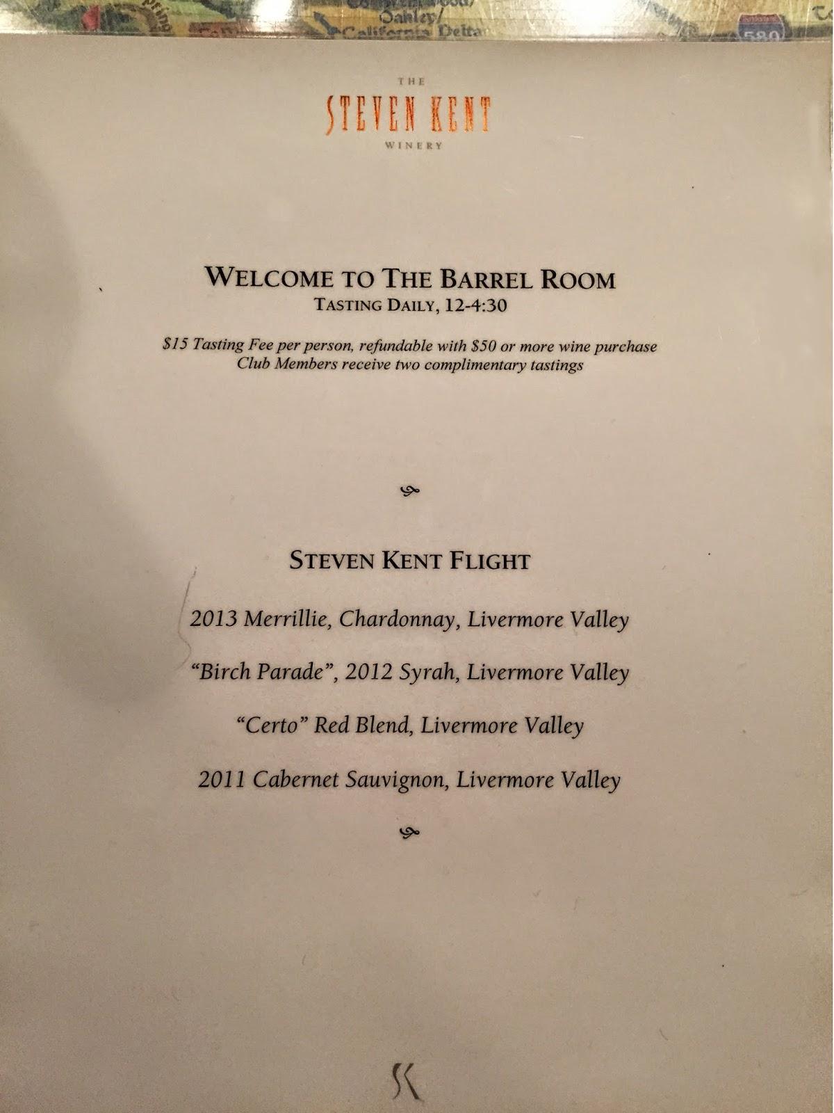 The Steven Kent Winery
