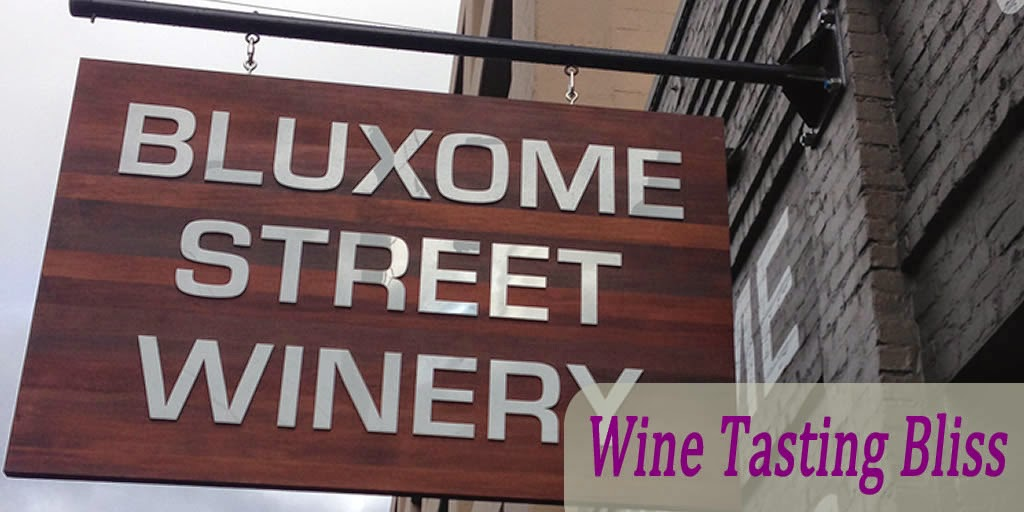 The Bluxome Street Winery