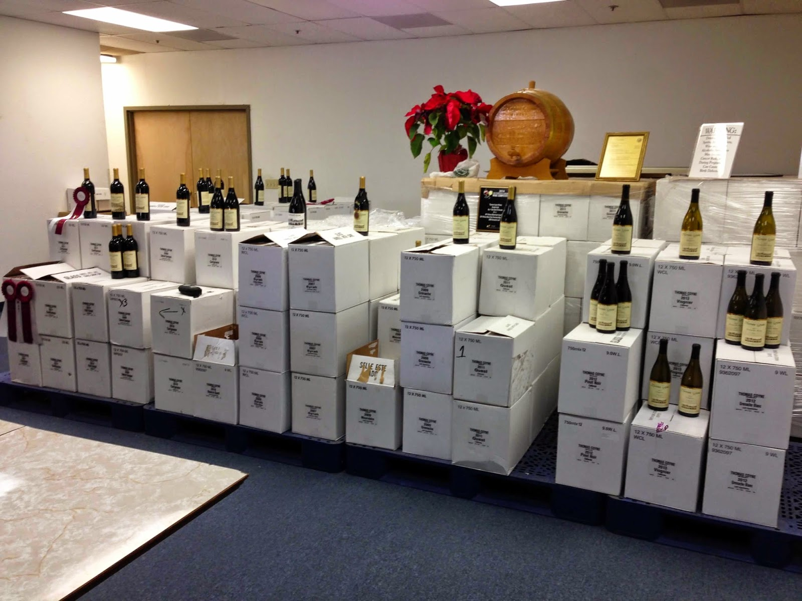 The Thomas Coyne Winery