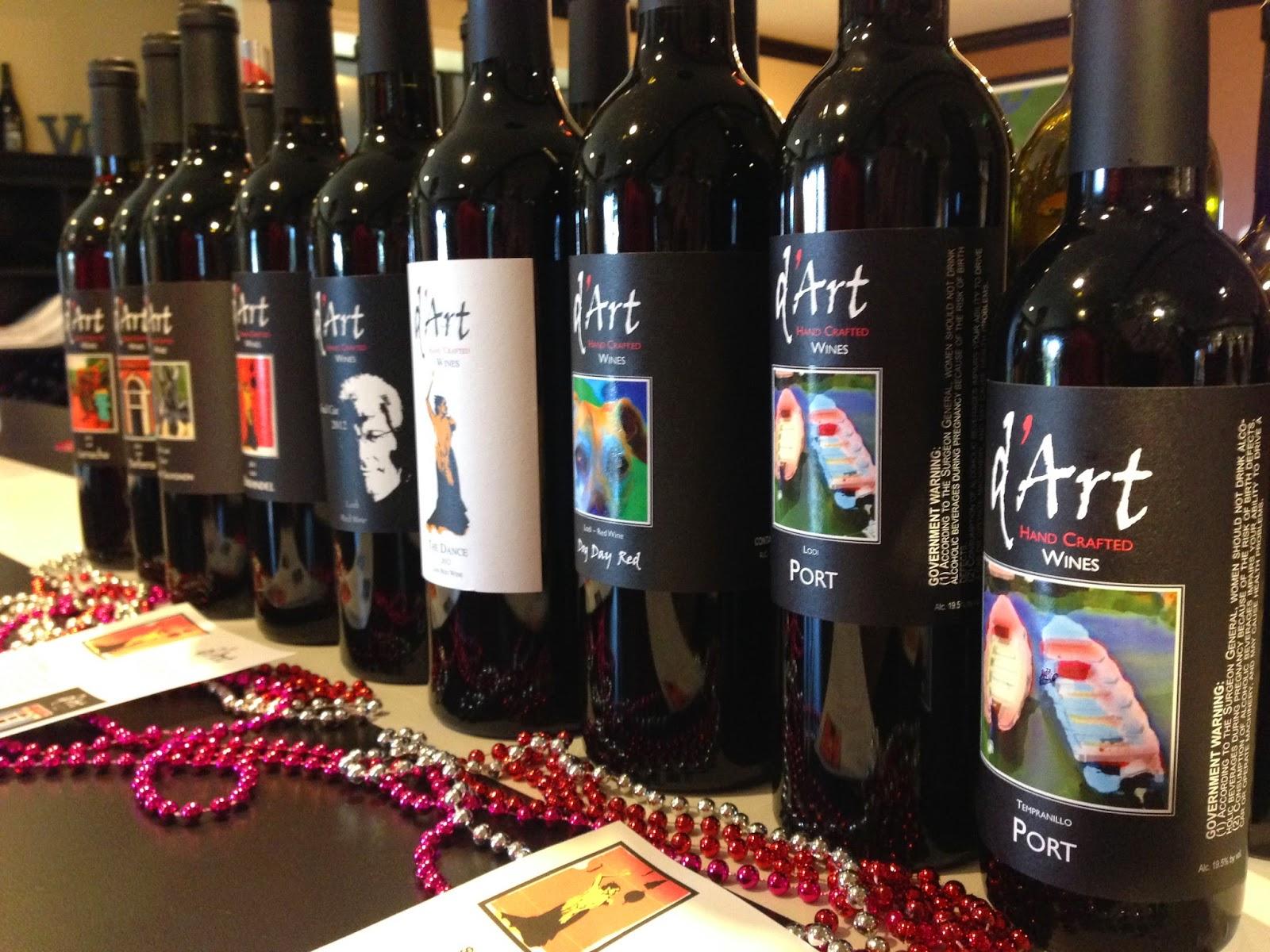 d'Art Wines