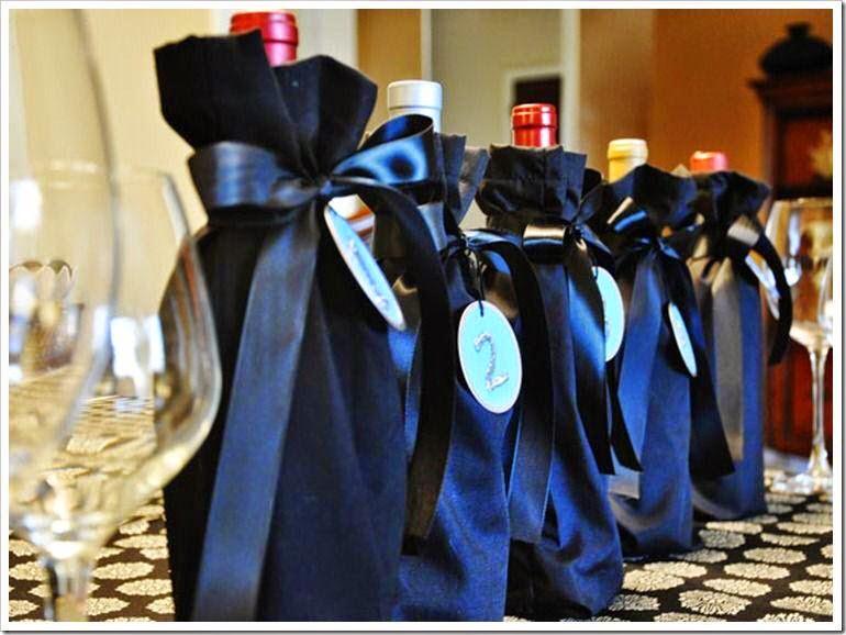 Wine Tasting as a Varsity Sport