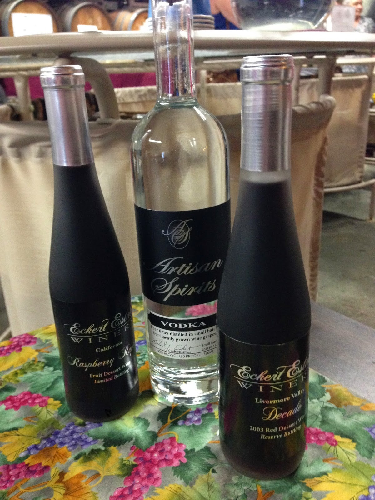 Eckert Estates Winery Expands to Spirits