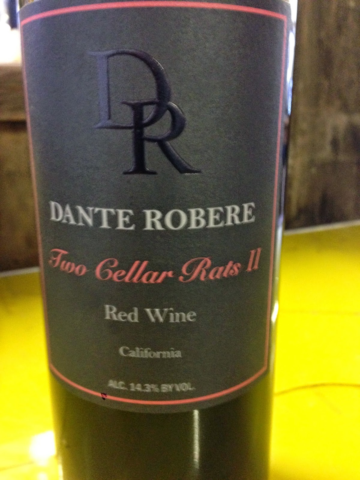 Dante Robere Vineyards: An Update