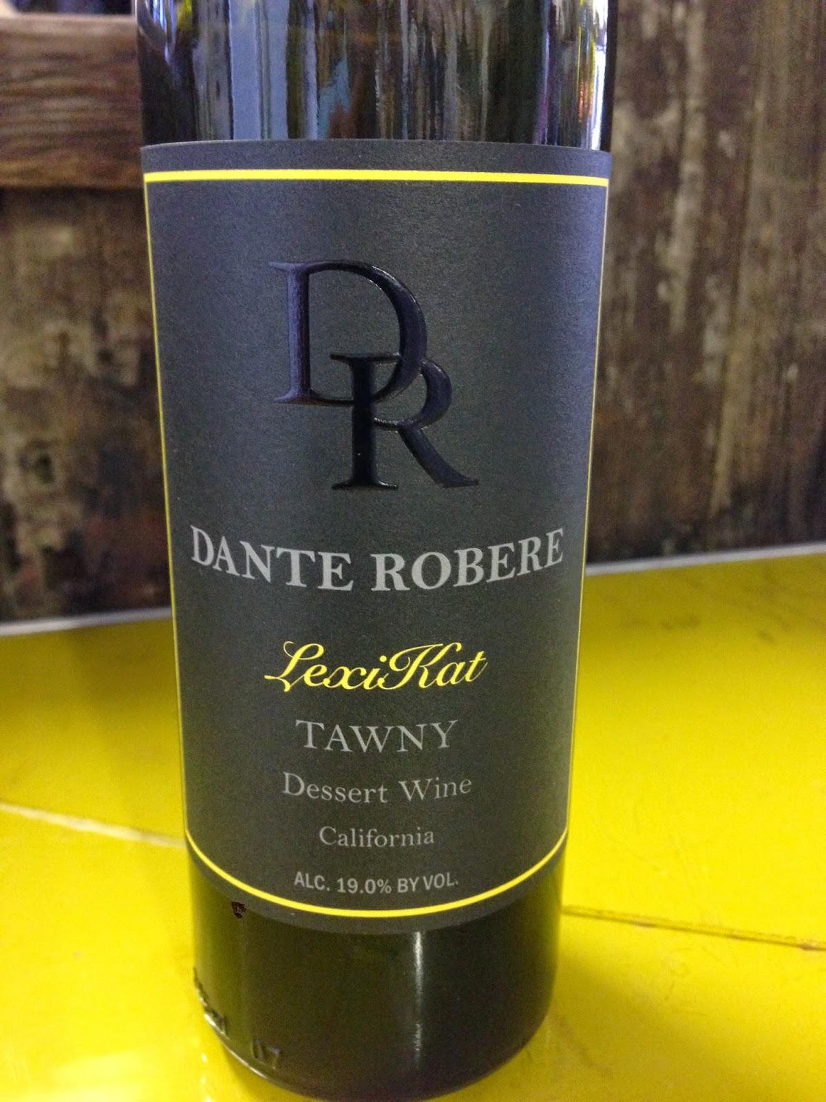 Dante Robere Vineyards: An Update