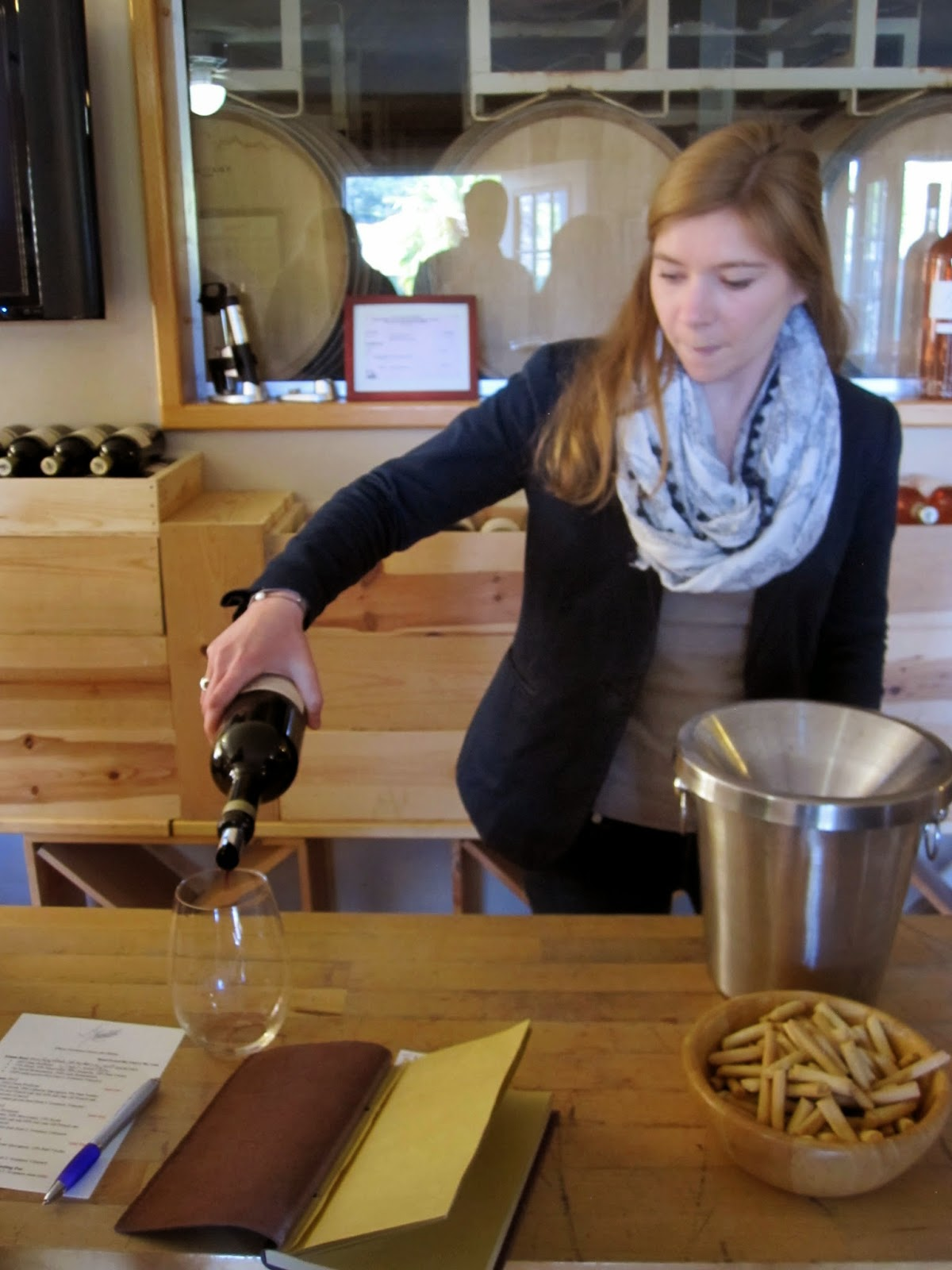 Visiting L'Aventure Winery