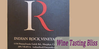 Indian Rock Vineyards