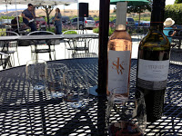 Party on the Patio at Steven Kent