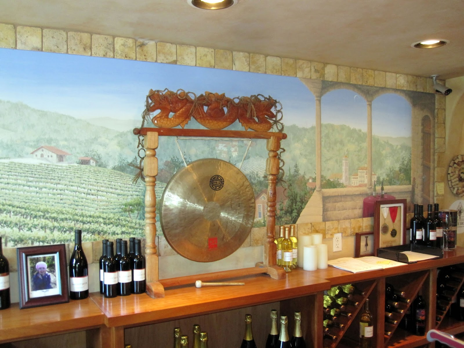 The Harvest Moon Winery
