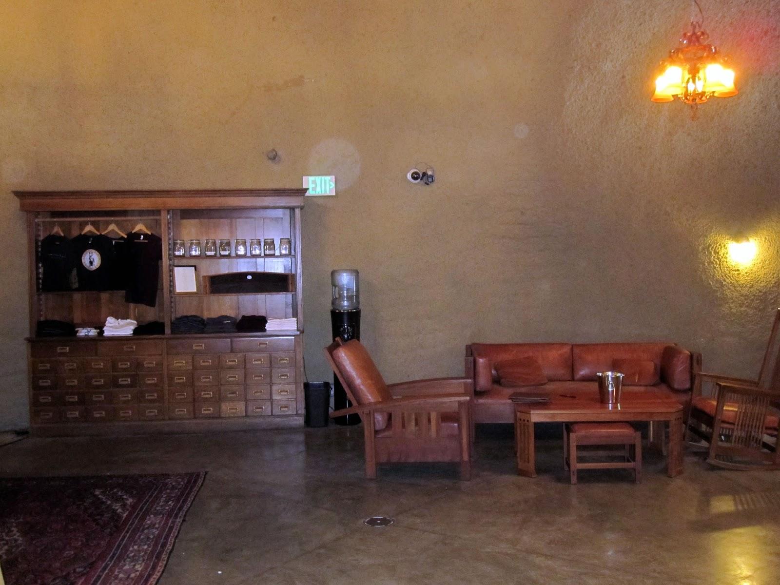 Visiting the Thomas George Estates Winery