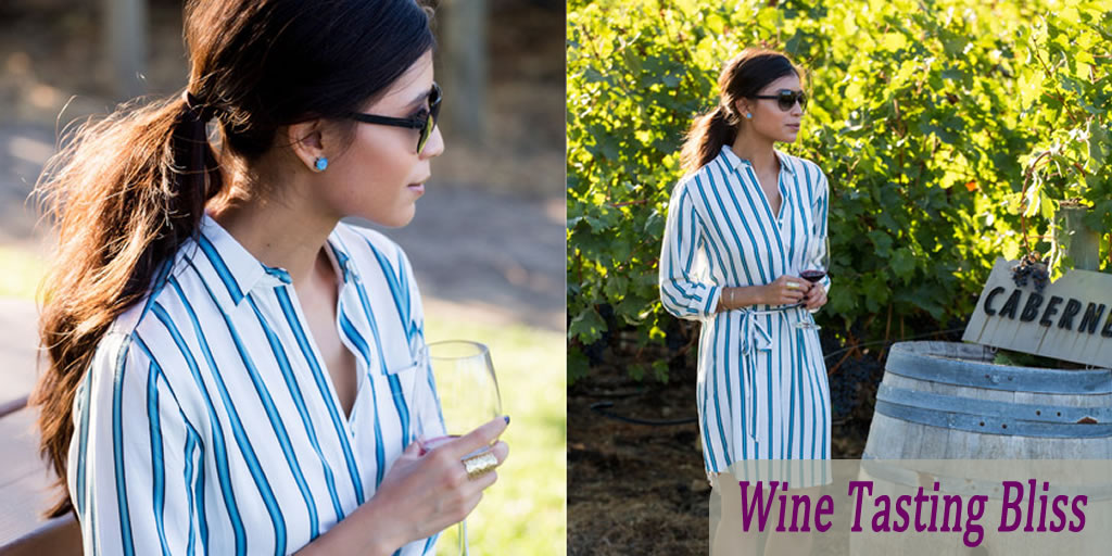 Wine Tasting Fashion