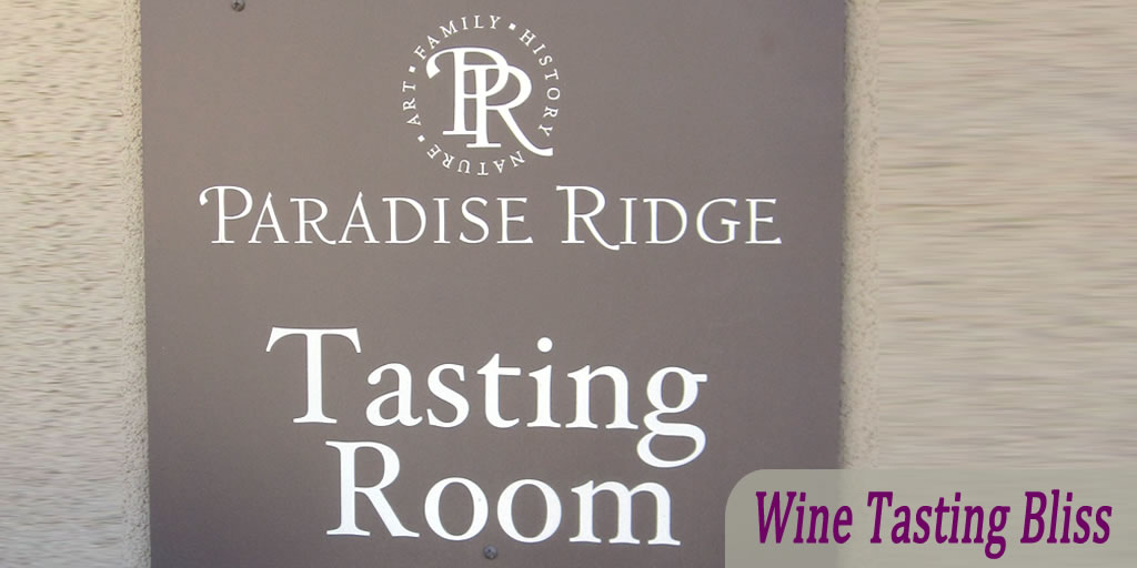 Paradise Ridge Winery
