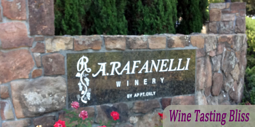 The A Rafanelli Winery