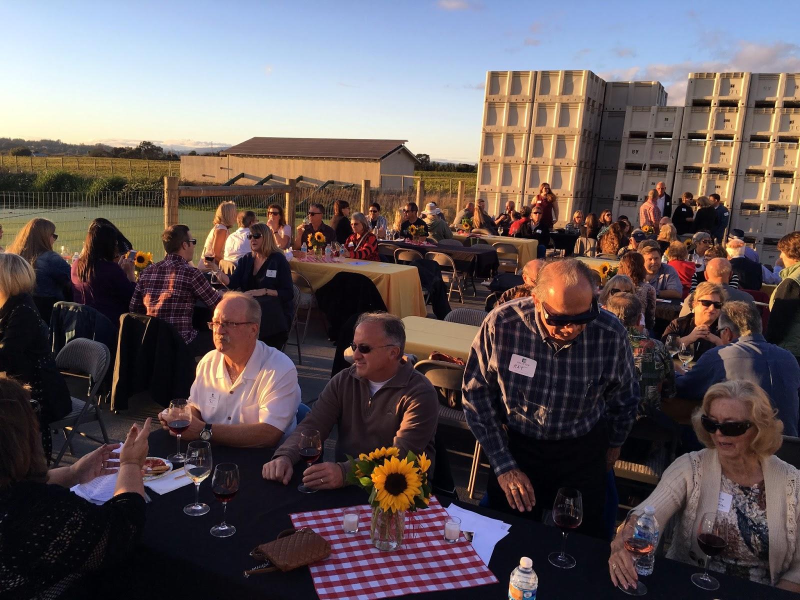 Balletto Vineyards Wine Club Party