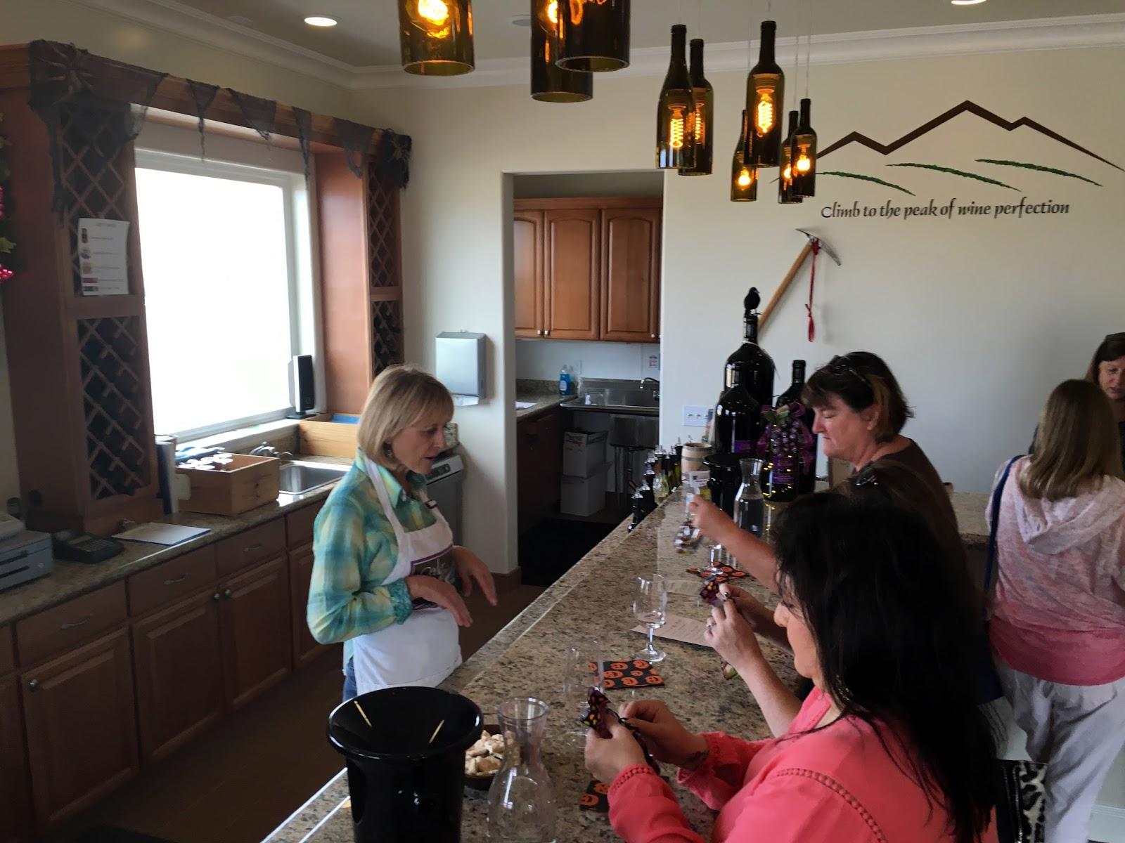 Cedar Mountain Winery Loves Halloween