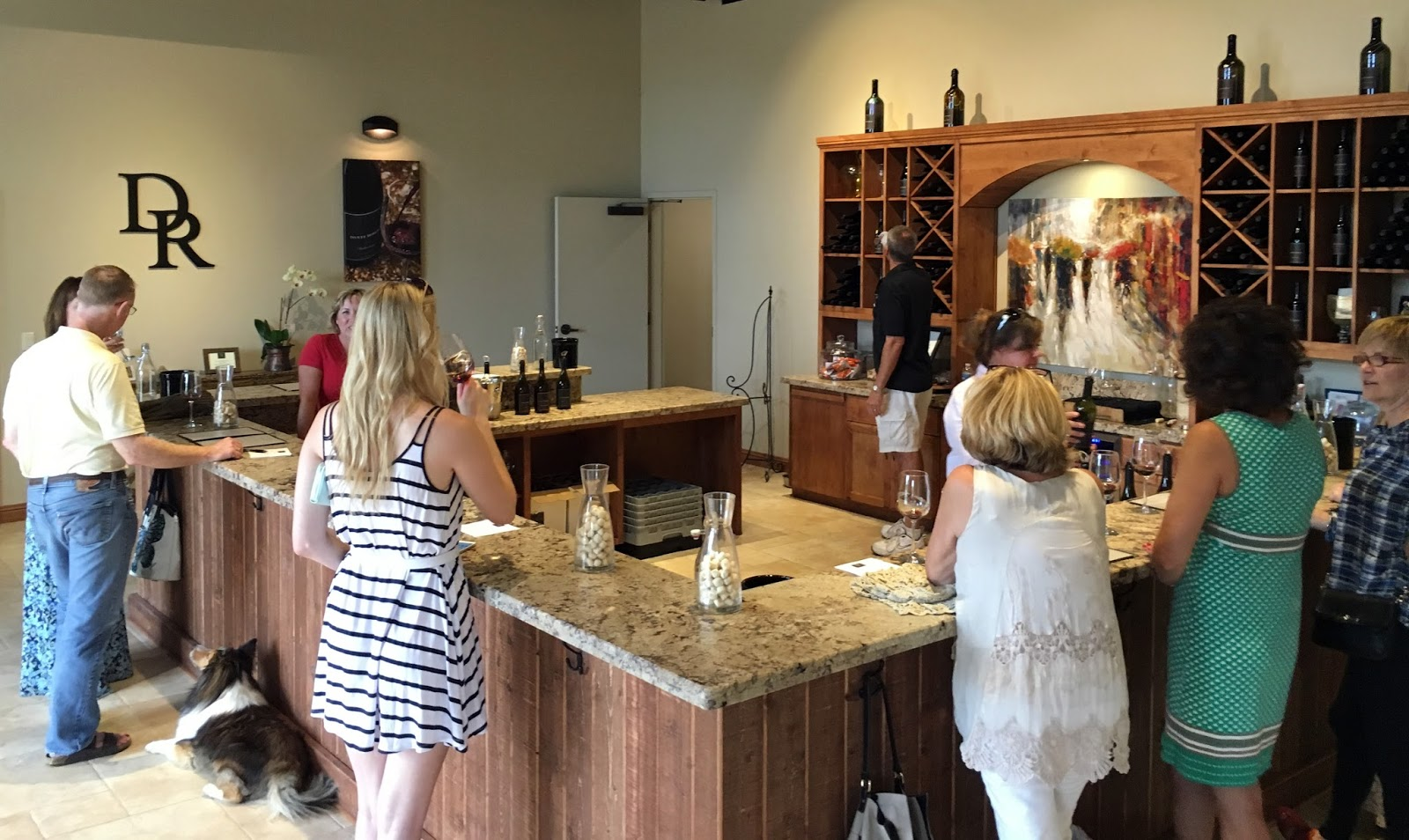 Dante Robere Vineyard's New Winery