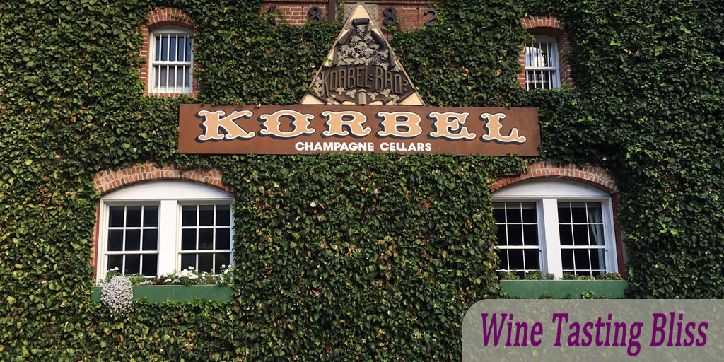 Korbel Champagne Cellars Club Pickup