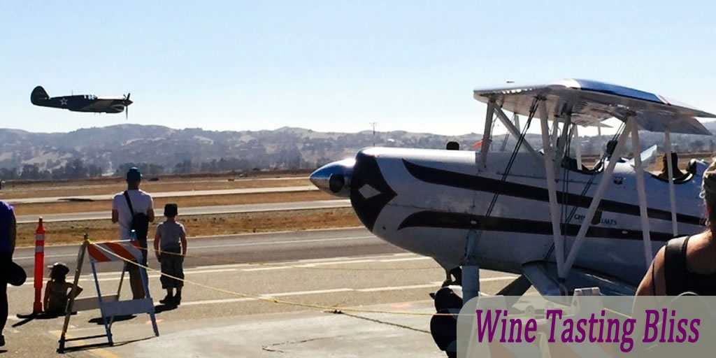 Airplanes and Wineries – Life in Livermore!