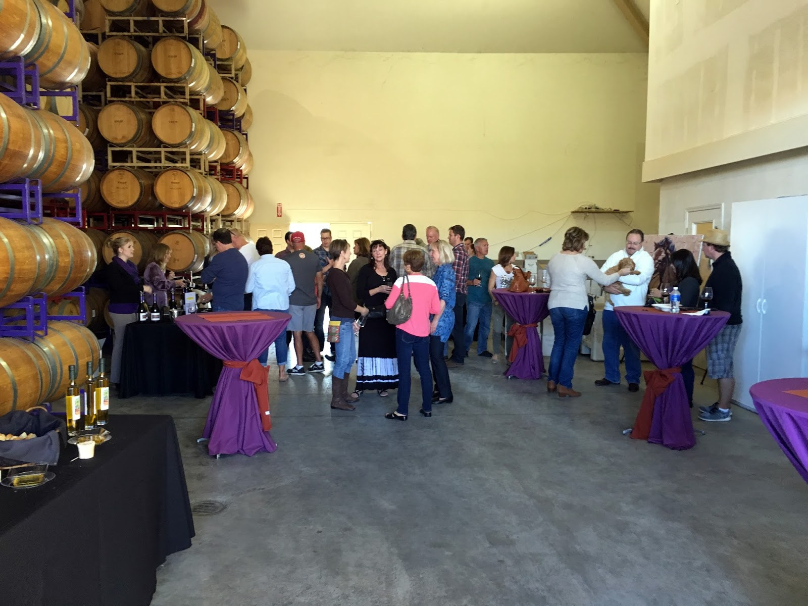The Darcie Kent Vineyards Fall Release Party