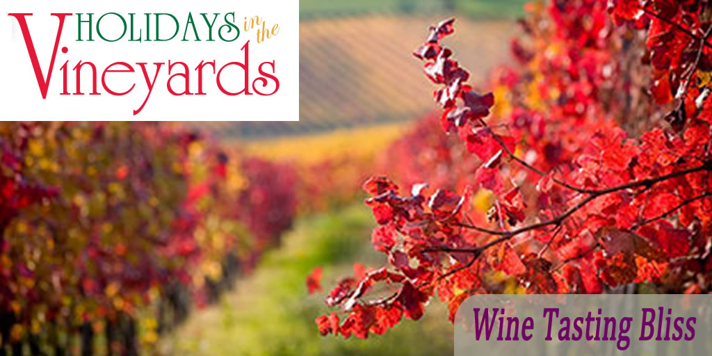 Holidays in the Vineyards 2015