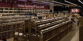 Bordeaux Tasting at the New K&L Wine SF