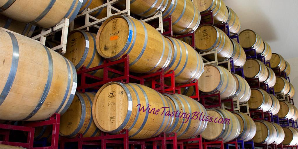 Fine Barrels Make Fine Wine