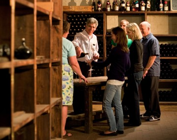 Making a Fortune in the Winery Business