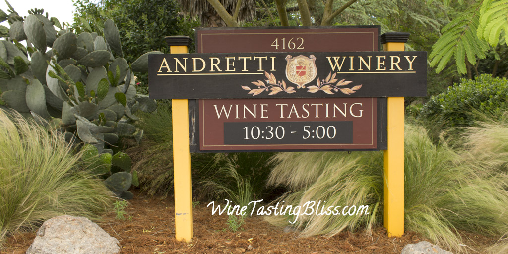 The Andretti Winery