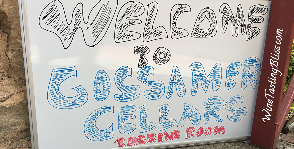 Gossamer Cellars