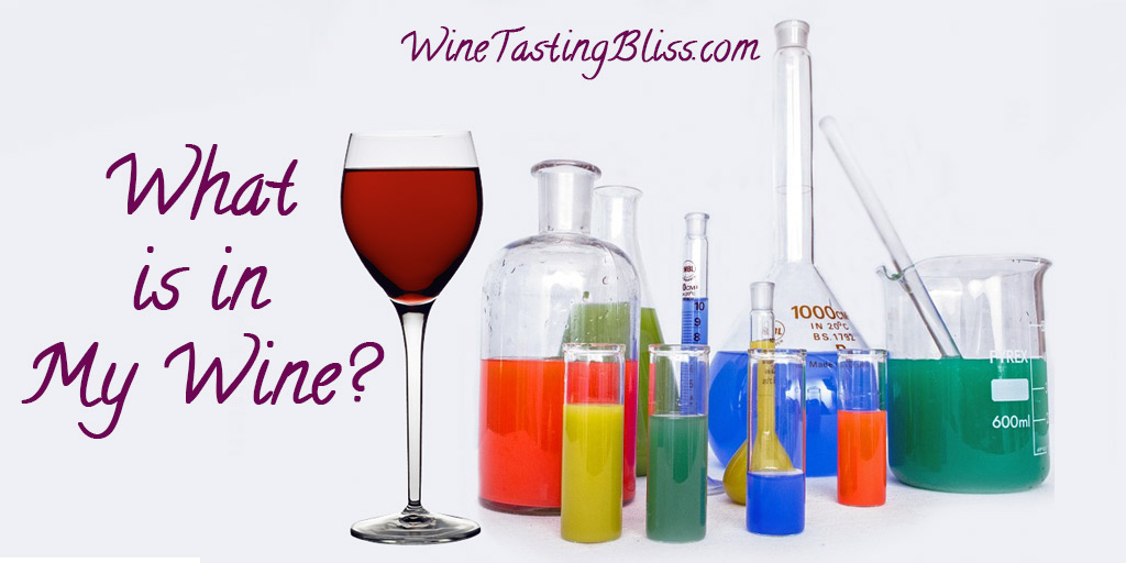 What is in My Wine?