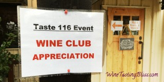 A Wine Club Appreciation Event