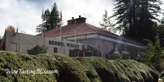 Korbel Champagne Club Pickup