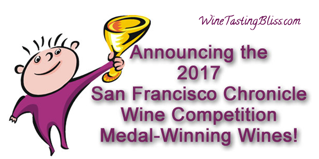The S.F. Chronicle Wine Competition 2017