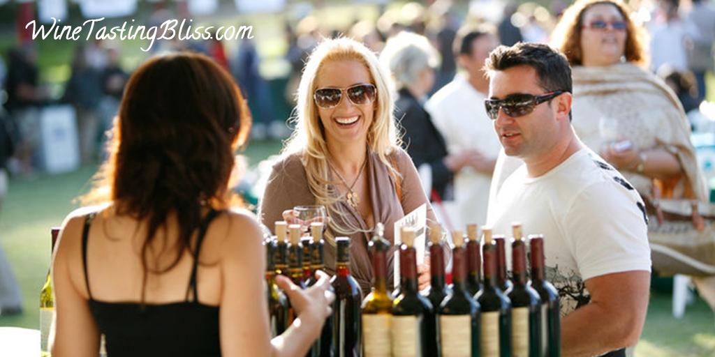 Winning at Wine Festivals