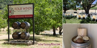 Four Winds Cellars on a Summer Day