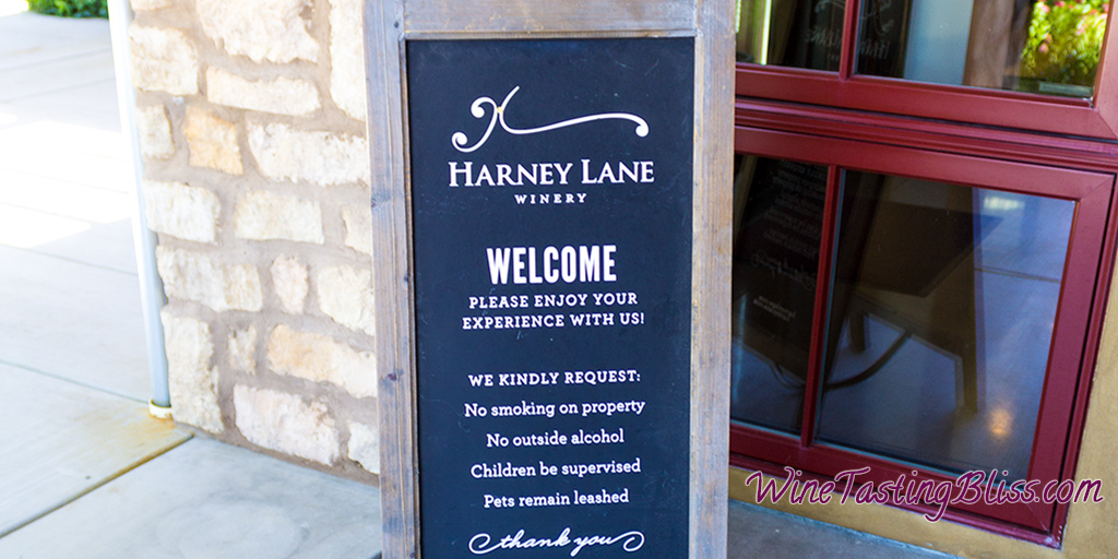 Harney Lane Winery and More