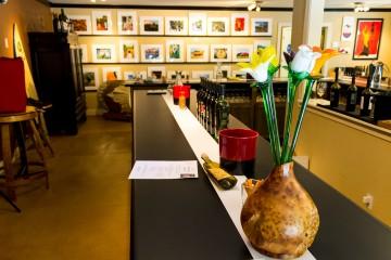 d'Art winery interior