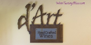 Returning to d'Art Wines
