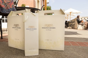 purchases at Domaine Carneros