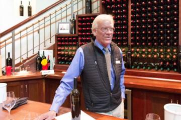 Peju wine guide Scott