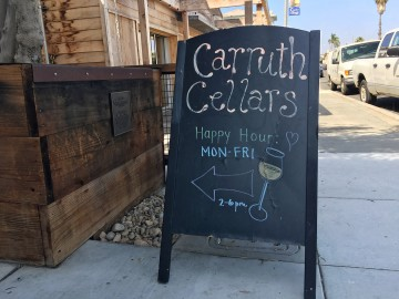 Carruth Cellars Carlsbad